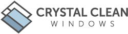 Crystal Clean Windows | Window Cleaning in Ames and Des Moines, Iowa Logo